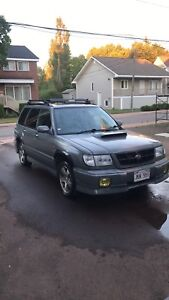 98 FORESTER STB RIGHT HAND DRIVE TURBO