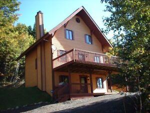 Maison en montagne au Lac à la Truite Domaine Chanteclair