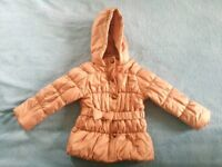 Girls coat for 3-4 years old - Mothercare
