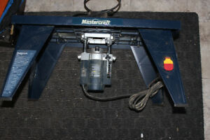 Mastercraft router and table combination