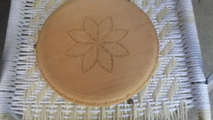 Solid Wood Center Table Tray or Hot Plate