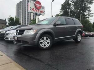 2012 Dodge Journey SE | CERTIFIED | WE FINANCE| NO ACCIDENTS