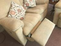 2 Seater sofa - good condition 2 available - good quality Gplan
