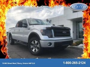 2014 Ford F-150 FX4, Moonroof, Only 36, 268 Km's, One owner!!