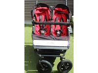 Mountain Buggy Duet 2013 - good condition