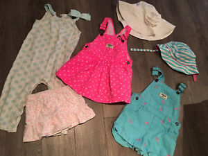 Girls clothing lot - size 12-24months
