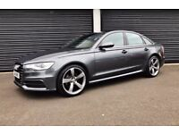 2013 AUDI A6 S LINE 2.0 TDI 177 AUTOMATIC FINANCE AVAILABLE