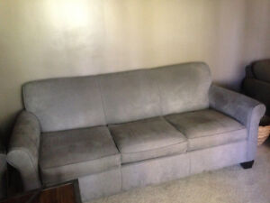 Gently used coutch and loveseat