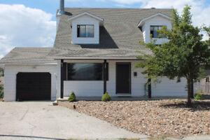 3 Bdrm + Den Full House in Bella Vista area Avail Sept 1
