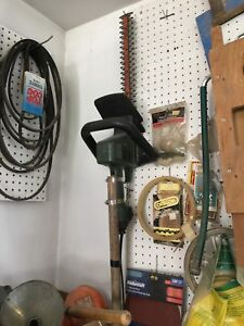 MOVING SALE - Electric Hedger