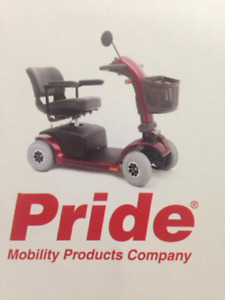 PRIDE VICTORY10 DX  MOTORIZED SCOOTER