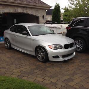 BMW 135 M Pack 6speed 2011