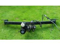 Fiat Multiple tow bar