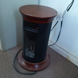 3 Different Sized Heaters
