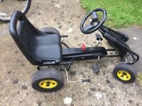 Go-cart NOW SOLD