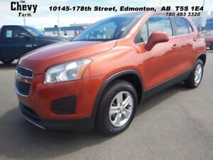 2014 Chevrolet Trax LT AWD  Air Conditioning - Cruise
