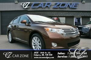 2011 Toyota Venza AWD TOURING, PANOROOF, LEATHER