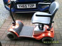 kymco electric wheel chair