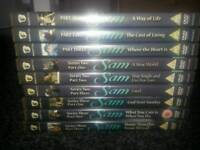 A collection of the series SAM on DVD