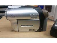 Sony DCR-DVD92E Video Camera *See Description*