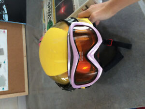 Youth Helmet and Goggles