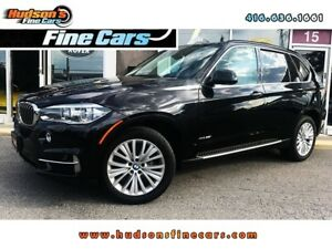 2014 BMW X5 HEADS UP DISPLAY+BLIND SPOT+NAVI - CERTIFIED