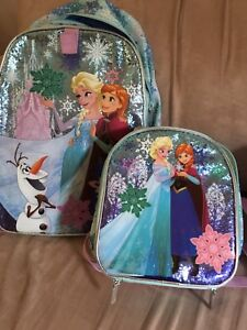 Frozen Backpack and Lunch Bag GUC