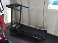 York pacer 2750 foldable treadmill