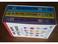 Mr Men & Little Miss 3 Volume DVD Boxed Set