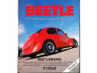BOOK OF THE VW BEETLE - BEETLEMANIA - VOLUME 3 - PUB BY HAYNES