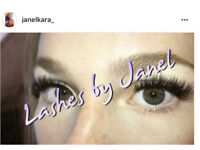 Beautiful Semi permanent Eyelash Extensions by Janel: Full set of Individuals £40 this month!!