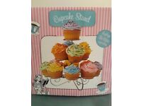 Cup cake stand- displays 13 cupcakes