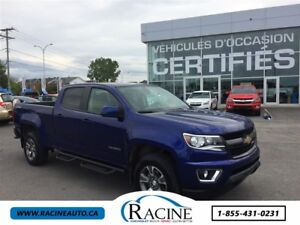 2015 Chevrolet Colorado Z71 CREW CAB