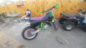 1991 yz125 bored fully redone.   Trade for a truck