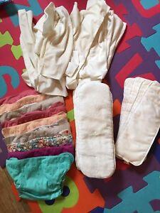 Flip cloth diaper lot