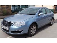 2007 57 VOLKSWAGEN PASSAT 2.0 SE TDI MOT 06/18 DIESEL(CHEAPER PART EX WELCOME)