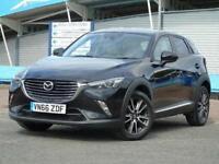 2016 Mazda CX-3 1.5d Sport Nav 5 door Diesel Hatchback
