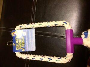 Rope Swing Perch