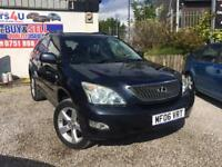 06 LEXUS RX300 SE AUTO 3.0 PETROL ESTATE IN BLUE *PX WELCOME* MOT TILL JANUARY 2018 £4695