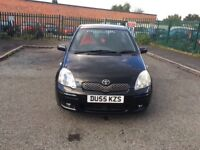 Toyota Yaris 1.3 VVT-I Hatchback 3dr petrol manual with only 71k on the clock