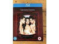 Vampire Diaries blu ray