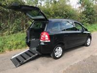 2012 Vauxhall Zafira 1.8i Exclusiv 5dr WHEELCHAIR ACCESSIBLE VEHICLE 5 door W...