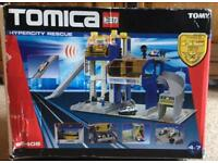Tomy Tomica Hypercity Police Headquarters