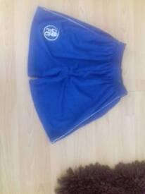 Boy xl chelsea football shorts