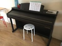 Electric piano house clearance