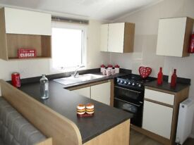 BRAND NEW STATIC CARAVAN AT HIGHFIELD GRANGE HOLIDAY PARK- PITCH FEES INCLUDED