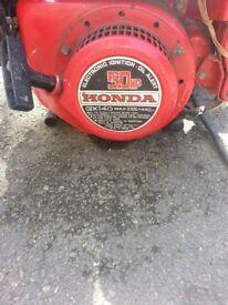 honda gx 140 generator