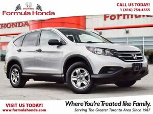 2014 Honda CR-V LX | BLUETOOTH | MINT CONDITION