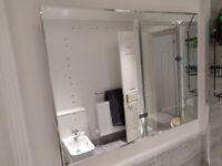 Bathroom Mirror Illuminated LED