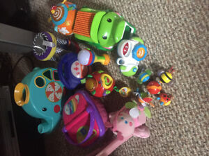 Baby Toy Lot
